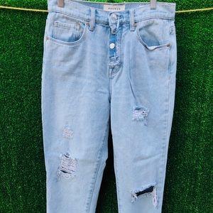 Pacsun women's vintage Icon Jeans 25 Light Wash